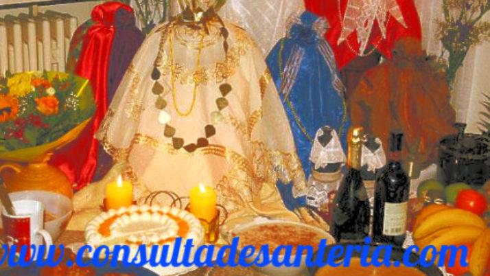 altar santo