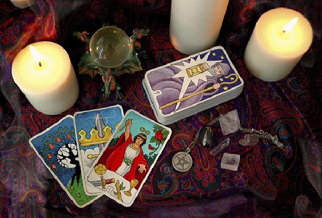 tarot y cartas