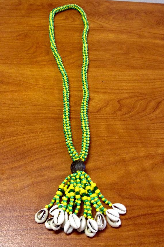 collar amuleto santeria