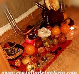 altar elegua