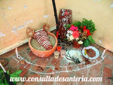 santero mexico